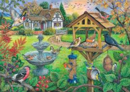 House of Puzzles - Bird Table - 500XL stukjes