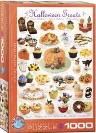 Eurographics 0432 - Halloween Treats - 1000 stukjes