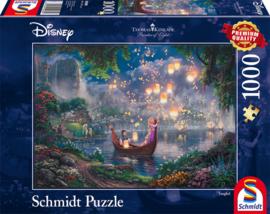 Disney Thomas Kinkade - Rapunzel - 1000 stukjes