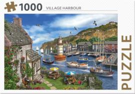 Rebo - Village Harbour - 1000 stukjes