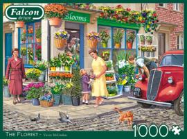 Falcon de Luxe 11297 - The Florist - 1000 stukjes