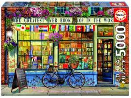 Educa - De Beste Boekhandel ter Wereld - 5000 stukjes