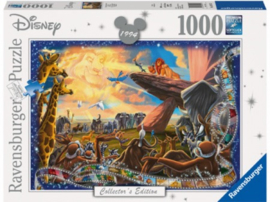 Ravensburger - Disney The Lion King - 1000 stukjes