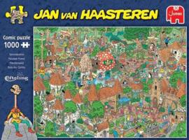 Jan van Haasteren - Efteling, Sprookjesbos - 1000 stukjes