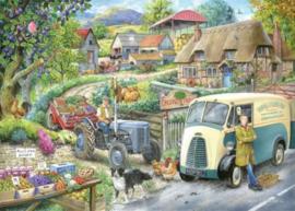 House of Puzzles - Plum Jam - 1000 stukjes