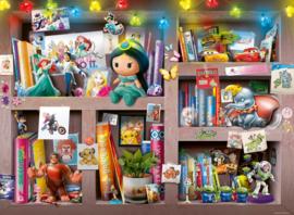 Ravensburger - Disney Verzameling - 100XXL stukjes