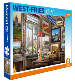 TFF - West Fries Cafe - 1000 stukjes