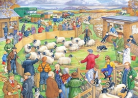 House of Puzzles - Sheep Sale - 250XL stukjes