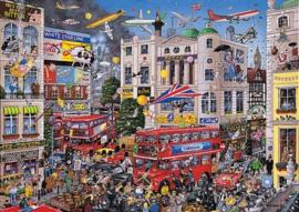 Gibsons 579 I Love London 1000 stukjes