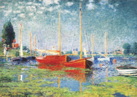 D-Toys Claude Monet - Argenteuil - 1000 stukjes
