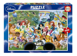Educa Disney - The Marvellous World of Disney II - 1000