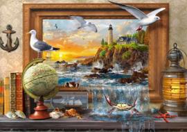 Bluebird - Marine to Life - 1000 stukjes