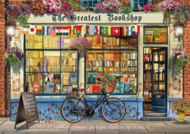 Schmidt - De Boekhandel - 1000 stukjes