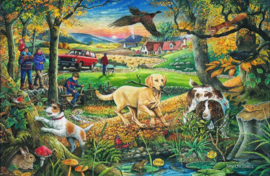 House of Puzzles - Evening Walk - 250XL stukjes