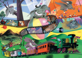 Jumbo Classic Collection - Disney Dumbo - 1000 stukjes