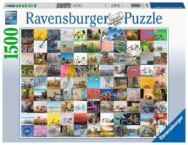 Ravensburger - 99 Fietsen en Meer? - 1500 stukjes