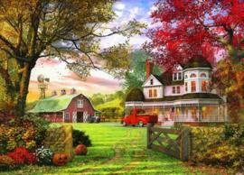 Eurographics - Old Pumpkin Farm - 1000 stukjes