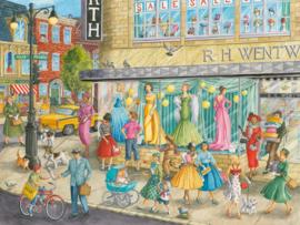 Ravensburger - Sidewalk Fashion - 1500 stukjes