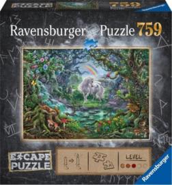 Ravensburger Escape 9 - Unicorm - 759 stukjes