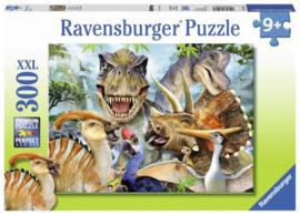 Ravensburger - Vrolijke Dino's - 300XXL stukjes