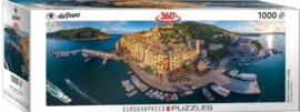 Eurographics  - Porto Venere Italy - 1000 stukjes  Panorama