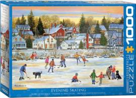 Eurographics - Evening Skating - 1000 stukjes