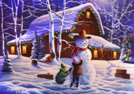 Bluebird - The Joy of Christmas - 1500 stukjes