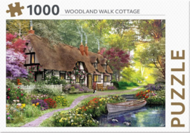 Rebo - Woodland Walk Cottage - 1000 stukjes