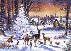 Otter House - Christmas Gathering - 1000 stukjes
