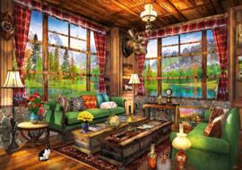 Bluebird - Mount Cabin View - 1000 stukjes