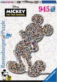 Ravensburger - Disney Shaped Birthday Mickey - 945 stukjes  Vormpuzzel