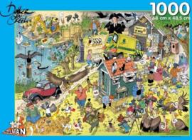 Puzzelman Jan Dankers - Vogels - 1000 stukjes