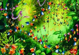 Piatnik - Toekans in de Jungle - 1000 stukjes