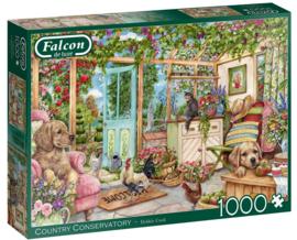 Falcon de Luxe 11314 - Country Conservatorium - 1000 stukjes