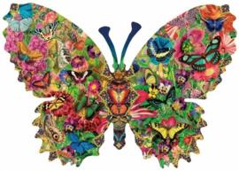 SunsOut 96127 - Butterfly Menagerie - 1000 stukjes  Vormpuzzel