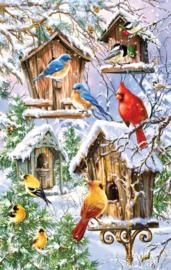 SunsOut 57236 - Snowbirds - 550 stukjes