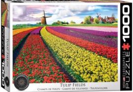 Eurographics 5326 - Tulip Fields Netherlands - 1000 stukjes