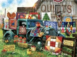 SunsOut 28567 - Quilts for Sale - 300Xl stukjes