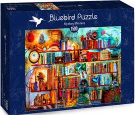 Bluebird - Mystery Writers - 1500 stukjes