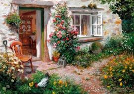 Wentworth - Roses Around the Door - 40 stukjes