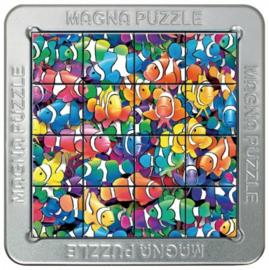 TFF 3D Magna Puzzle Small - Clown - 16 stukjes