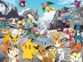 Ravensburger - Pokemon Classics - 1500 stukjes