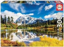 Educa - Mount Shuksan, Washinton USA - 3000 stukjes