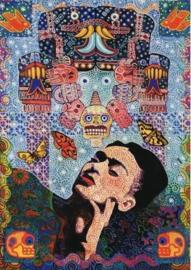 Art Puzzle - Frida - 1000 stukjes