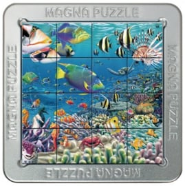 TFF 3D Magna Puzzle Small - Tropical Reef - 16 stukjes