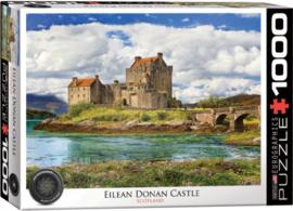Eurographics - Eilean Sonan Castle-Scotland - 1000 stukjes