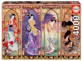 Educa - Collage Japan - 4000 stukjes
