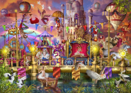 Bluebird - Magic Circus Parade - 6000 stukjes
