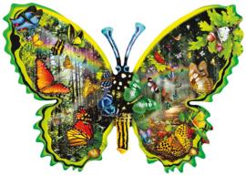 SunsOut 97035 - Butterfly Migration - 1000 stukjes  Vormpuzzel