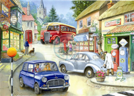House of Puzzles - Country Town - 250XL stukjes